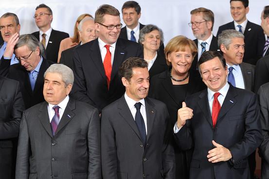 Leadership and the European Debt Crisis